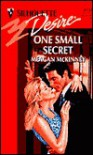 One Small Secret - Meagan McKinney