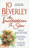 An Invitation to Sin - Jo Beverley, Kaitlin O'Riley, Vanessa Kelly, Sally MacKenzie