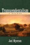Transcendentalism: A Reader - Joel Myerson
