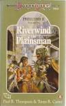 Riverwind the Plainsman - Paul B. Thompson, Tonya C. Cook