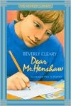 Dear Mr. Henshaw (The Newbery Library Series) - Beverly Cleary, Paul O. Zelinsky