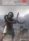 Powstanie Spartakusa 73-71 p.n.e - Bernard Nowaczyk