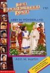 Abby in Wonderland - Ann M. Martin