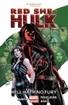 Red She-Hulk: Hell Hath No Fury - Carlo Pagulayan, Jeff Parker