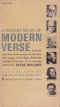 A Pocket Book of Modern Verse - Oscar Williams