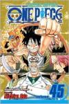 One Piece, Vol. 45: You Have My Sympathies - Eiichiro  Oda