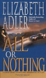 All or Nothing - Elizabeth Adler