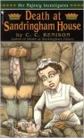 Death at Sandringham House - C.C. Benison