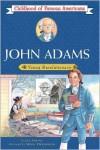 John Adams: Young Revolutionary - Jan Adkins, Meryl Henderson