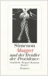 Maigret und der Treidler der 'Providence' - Georges Simenon