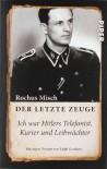 Der Letzte Zeuge - Rochus Misch