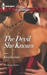 The Devil She Knows (Harlequin Blaze) - Kira Sinclair