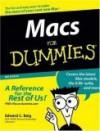 Macs for Dummies - Edward C. Baig