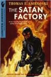 Lobster Johnson: The Satan Factory - Thomas E. Sniegoski,  Gregory Manchess (Artist),  Created by Mike Mignola