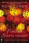 Forever Starts Tonight (A Loving on the Edge Novella) - Roni Loren