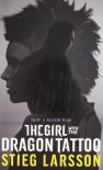 Girlwith Dragontattoo Us Film Tie in -