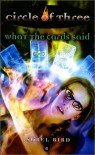 What the Cards Said - Isobel Bird