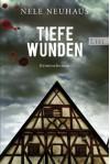 Tiefe Wunden (Bodenstein & Kirchhoff, #3) - Nele Neuhaus