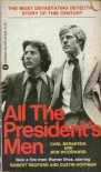 All the President's Men - Carl Bernstein, Bob Woodward
