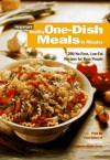 Prevention's Healthy One-Dish Meals in Minutes: 200 No-Fuss, Low-Fat Recipes for Busy People - Prevention Magazine