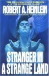 Stranger in a Strange Land By Robert A. Heinlein - Maria Konopnicka