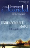 An Unreasonable Match - Sylvia Andrew
