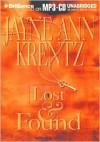 Lost and Found - Jayne Ann Krentz, Sandra Burr