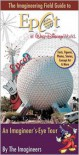 The Imagineering Field Guide to Epcot at Walt Disney World - Alex  Wright, Walt Disney Company, Imagineers, Imagineers,