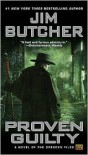 Proven Guilty (Dresden Files Series #8) -