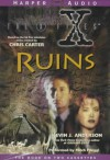 X-Files: Ruins (X-Files (HarperCollins Age 12-Up)) - Kevin J. Anderson