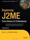 Beginning J2ME - Sing Li