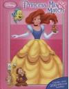 Disney Princess: Princess Mix & Match - Carol Monica