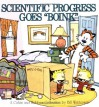 "Calvin and Hobbes: Scientific Progress Goes ""Boink"" - Bill Watterson"