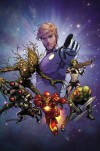 Guardians of the Galaxy, Vol. 1: Cosmic Avengers - Brian Michael Bendis, Steve McNiven, Yves Bigerel, Michael Avon Oeming