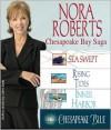 Nora Roberts Chesapeake Bay Saga 1-4 - Nora Roberts