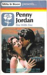 Fire with Fire (Harlequin Presents # 916) - Penny Jordan
