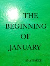 The Beginning of January - Amy Baker