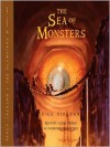 The Sea of Monsters: Percy Jackson and the Olympians: Book 2 (Audio) - Rick Riordan, Jesse Bernstein