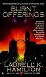 Burnt Offerings (Anita Blake, Vampire Hunter, #7) - Laurell K. Hamilton