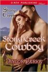 Stony Creek Cowboy - Taylor Berke