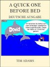 A Quick One Before Bed - Deutsche Ausgabe (German Edition) - Tim Adams
