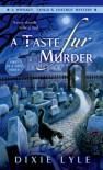 A Taste Fur Murder - Dixie Lyle