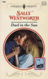 Duel in the Sun (Harlequin Presents, #1764) - Sally Wentworth