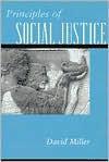 Principles of Social Justice - David    Miller