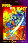 Fire and Flight - Wendy Pini, Richard Pini, Delfin Barral