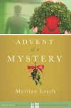 Advent of a Mystery (Hometown Mysteries) - Marilyn Leach