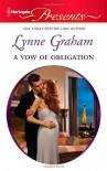 A Vow of Obligation - Lynne Graham