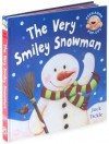 The Very Smiley Snowman (Peek-A-Boo Pop-Ups Series) - Jack Tickle