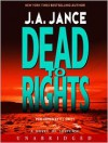 Dead to Rights (Joanna Brady Series #4) -