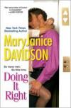 Doing It Right - MaryJanice Davidson